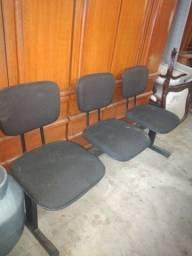 Cadeira e Longarina