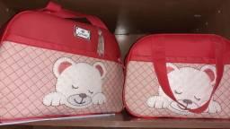 Vendo uma bolsa maternidade nunca usada