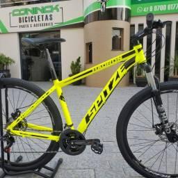 "Bicicleta MTB Spitze Hadron 29"" 24v. Shimano 10x sem juros!"