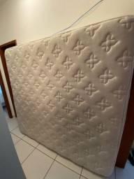 Colchão cama King Size mola ensacada