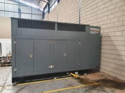 Grupo gerador de energia 250 kva a Gas Qta