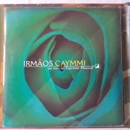 Coleção CD duplo Irmãos Caymmi - Ao Vivo no Supremo Musical