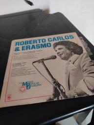 Disco vinil Roberto Carlos