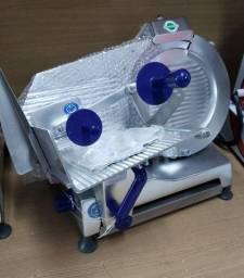 Fatiador de frios profissional semi automatico lamina 30cm (novo) Alecs