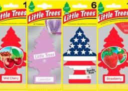 Little Trees direto dos EUA Todos Originais