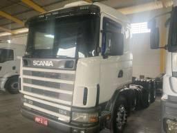 Título do anúncio: Caminhão Scania 420