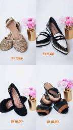Sapatos Desapego