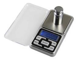 Mini Balança Digital Bolso Alta Precisão Pesa 0,1 Até 500gr  Wpp: *
