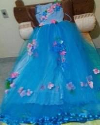 Vestido de Festa tam 10 2x1