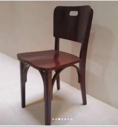 Cadeira de antiquário década 50