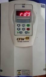 Título do anúncio: INVERSOR CFW09 7,5CV 220V 24A