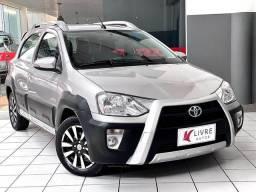 Título do anúncio: Toyota ETIOS 1.5 CROSS  FLEX 16V 5P MECANICO