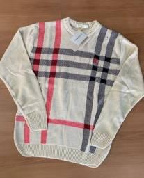 Suéter burber.