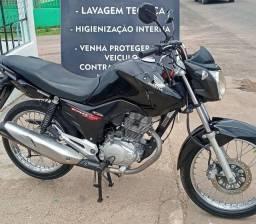 Motocicleta CG FAN 150 ESDi ( 2014 )