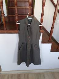 Lote de 2 vestidos (tamanho P)