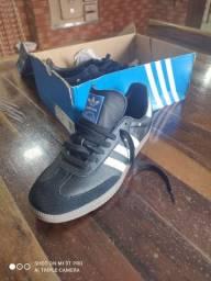 Adidas samba 43 novo na caixa