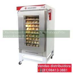 Forno de padaria Turbo direto da distribuidora em até 10 x sem juros no cartão