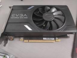 Vendo Geforce GTX 1060 com defeito