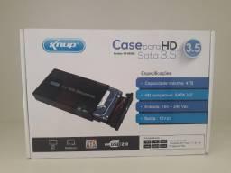 Case HD 3.5 usb 2.0 em Maracanaú