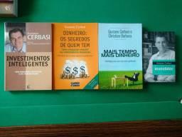 Livros Finanças Gustavo Cerbasi