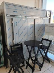 Camara refrigerada p/ carnes 2600l - vendedor Dheyson Paulo