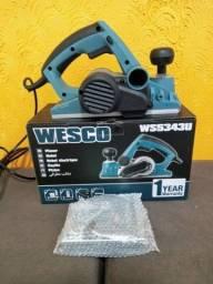 Título do anúncio: Plaina Eletrica 900w 127v Wesco