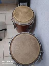 Percussão...