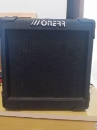 Amplificador Cubo de Guitarra Onerr Block 20FX