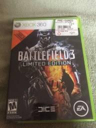 Título do anúncio: Battlefield 3 original para xbox 360