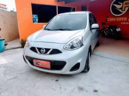 Título do anúncio: Nissan March 1.6S 2015 - Parcelas de R$639.99
