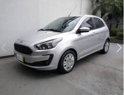 Ká-2020 1.0 SE 12V -Flex-(Mecânico)-Único Dono! Garantia Fábrica!!!