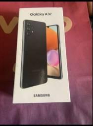 Samsung  A325G/ 128 gigas  celular novo