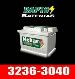 Título do anúncio: Bateria Heliar - Bateria Heliar - Bateria Heliar - Bateria Heliar - Bateria Heliar -- 60ah