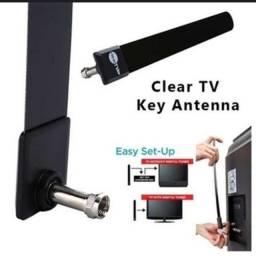 Antena digital SEM FIO,para Tv,NOVA/ACEITO TROCAS