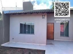 Casa 2 Dorm. 56m² - Parcela Entrada e Aceita Veículos