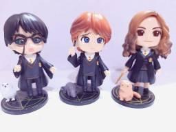 Miniaturas Harry Potter | Hermione | Rony | Hogwarts