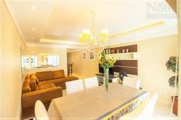 Oportunidade única de apartamento mobiliado e decorado com dois dormitórios, sendo 1 suíte
