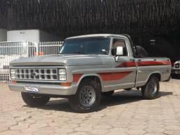 Título do anúncio: Ford f-1000 1991 3.9 super sÉrie cs 8v diesel 2p manual