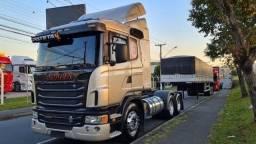 Caminhão Scania G 380