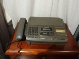 Título do anúncio: Telefone / fax panasonic
