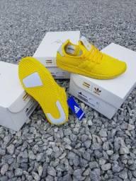 Vendo sapatênis Adidas H.U ( 120 com entrega)