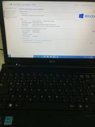 Título do anúncio: Notebook LG A410 Core I3 4Gb