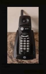 Telefone Sem fio GE - entrego, passo cartão, pix