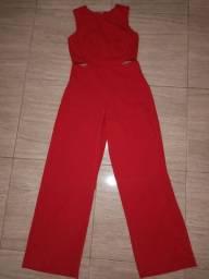 Macacão Vermelho