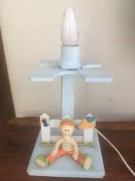 Abajur para infantil