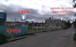 Casa 2 quartos, Alto do Moura (1,5km do 7 luas)