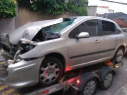 307 sedan batido recuperavel