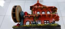 Castelo decorativo  de aquário