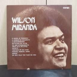 Lp Disco de Vinil Wilson Miranda (1973)