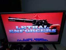 Letal Enforcers snes